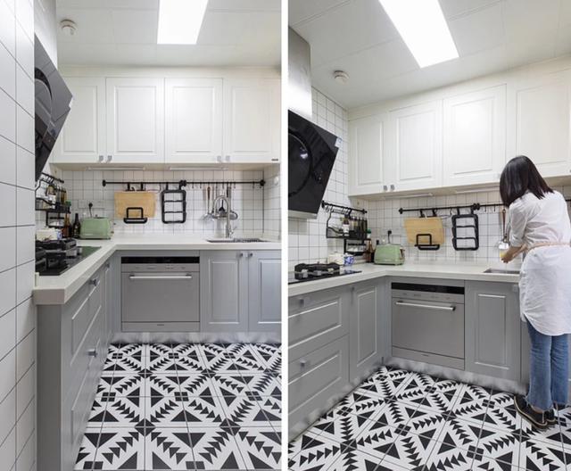 厨房效果图