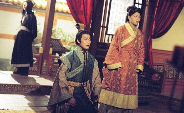 陈浩民、袁洁莹和建宁公主演的这部剧,可曾感