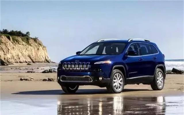 新款Jeep自由光,车型更美观,颜值超路虎,配置感人!