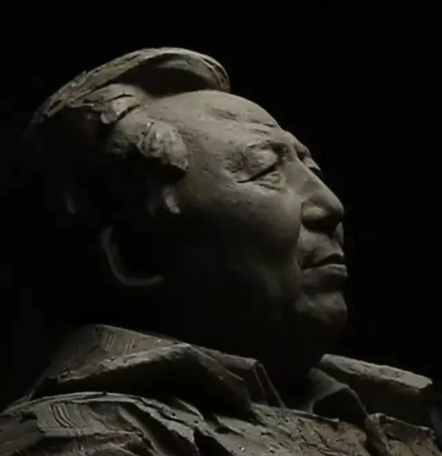 王盛烈肖像雕塑