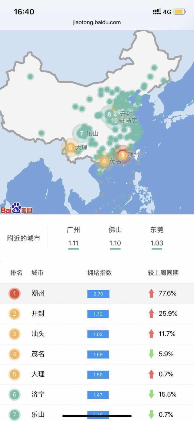 """春节期间,潮州沦为全国""""第一堵""""城市,古城变为人山人海!"""