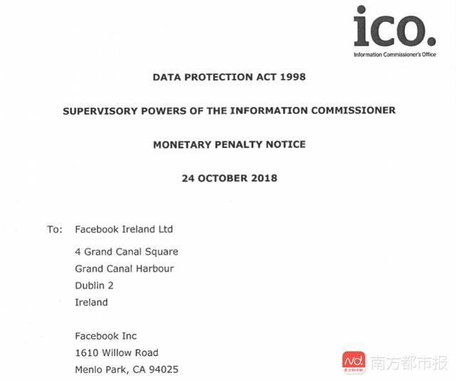 50万英镑!英国就剑桥分析事件对脸书开出顶格罚单