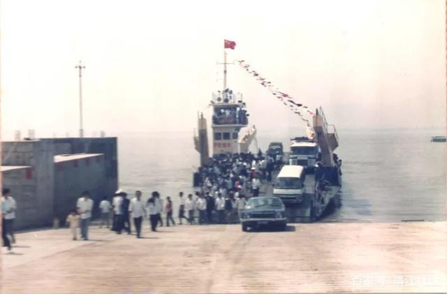 别了,靖江八圩、九圩汽渡,码头计划今年完成搬