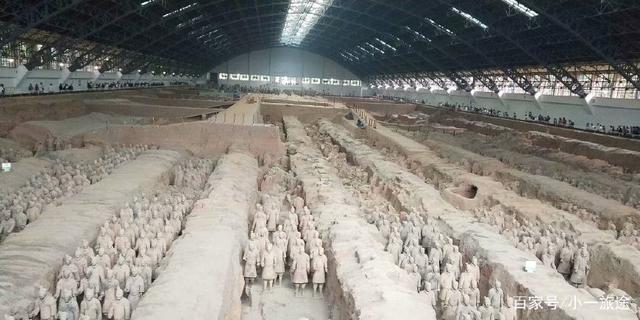 秦始皇兵马俑博物馆游览游记