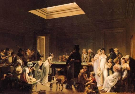 4幅名画鉴赏,全看过的绝对文艺青年,最后一幅画的故事令人感动