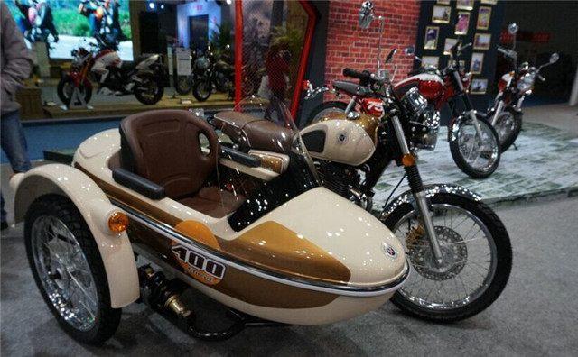 """奇葩!全球唯一一辆""""摩托汽车"""",这是摩托车和汽车生的孩子?"""
