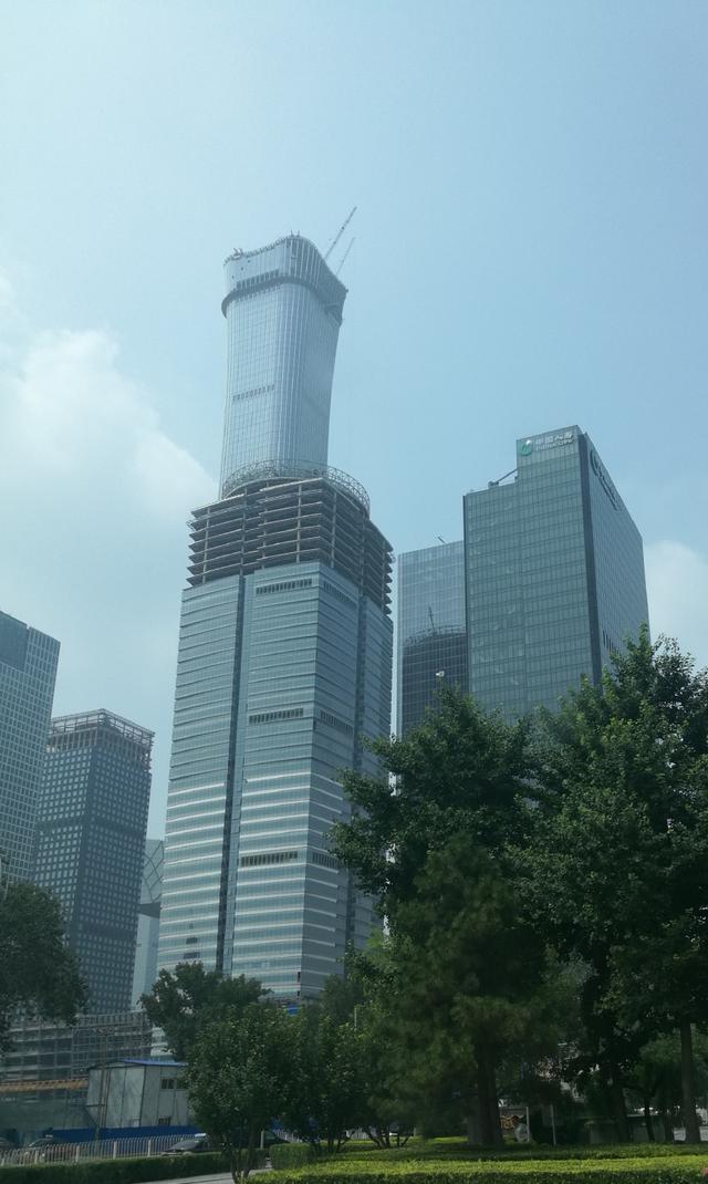中国尊-北京壮观的天际线!(图3)
