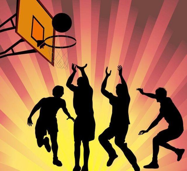 篮球场上的明星更帅酷果两,看完不知不觉被圈粉