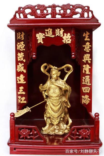 中国古代故事:香港、台湾的关羽崇拜和信仰