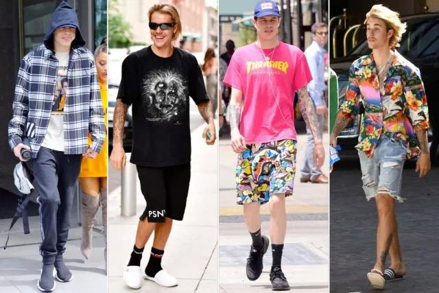 Supreme要配拖鞋才是潮?比伯證明 Scumbro亂穿時尚正在崛起!