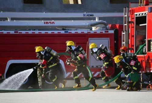 消防员怎么招?你想知道的都在这儿!