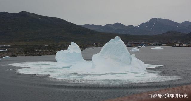 格陵兰岛面积216万平方公里,却是北欧一小国的