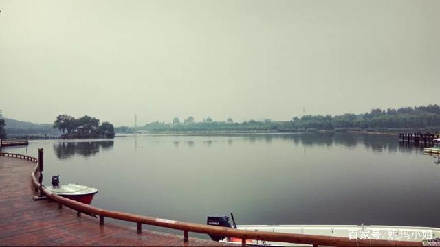 比杭州西湖大两倍的城市园林
