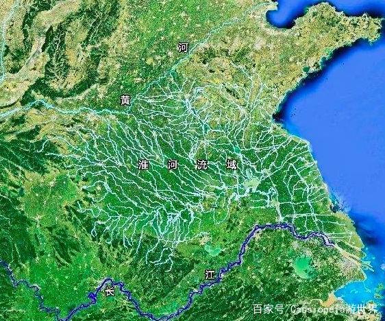 中国最无奈的河流,发源于河南,曾与长江黄河齐名