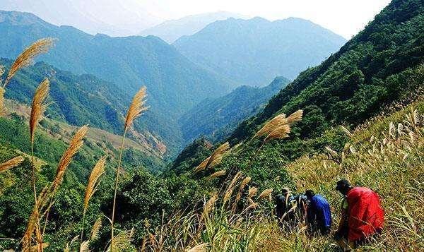 广西被外省误解十万大山全国第一 广西真的是