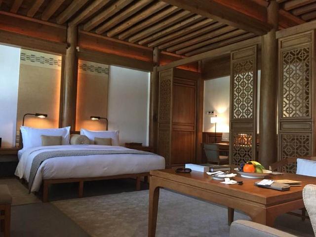 服务最好最贵的安缦酒店,住一晚要8万元,真的