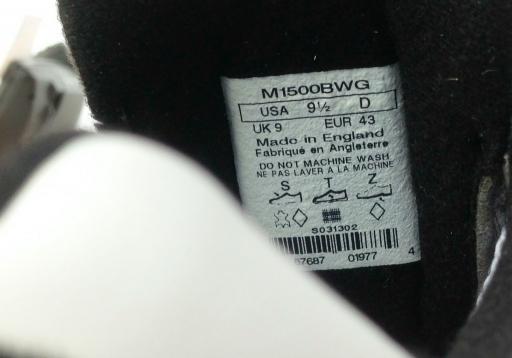 New Balance鞋款编码的意义  New Balance 鞋款编码怎么看