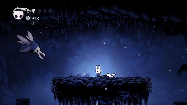 空洞骑士评测:与君一起探索地下城的奥秘图10