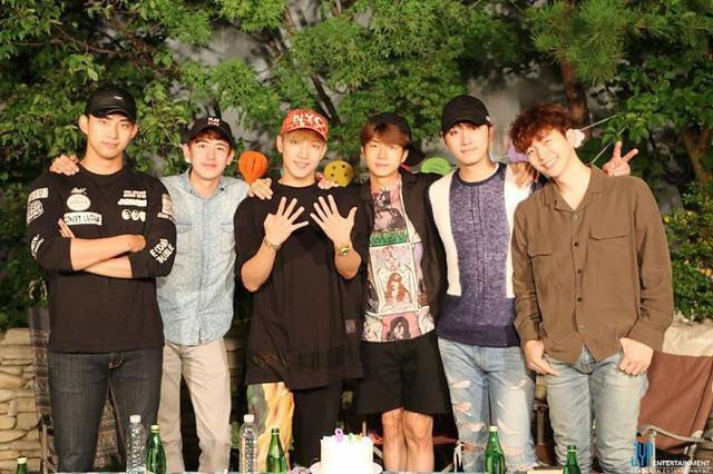 男团2PM成员被任命为JYP理事:公司最资深的