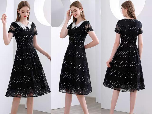 实力显白显气色的连衣裙,清新甜美超洋气,总有一款适合你哦!