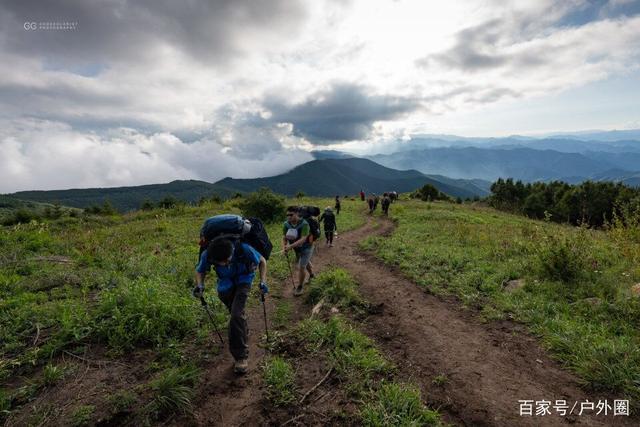 戶外運動登山鞋選購須知和建議