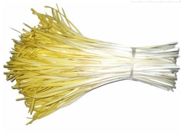 蒜黄与韭黄总是不清楚,带你认识韭黄和蒜苗的区别