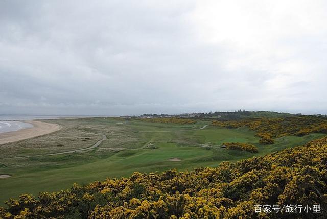 <b>世界上风景最美的几个高尔夫球场</b>