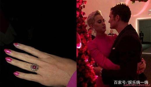 水果姐订婚戒指 奥兰多的妈妈分享她的订婚戒指