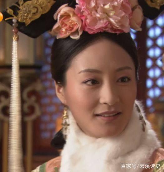 她为雍正生育子女最多,地位碾压甄嬛,仅次皇后