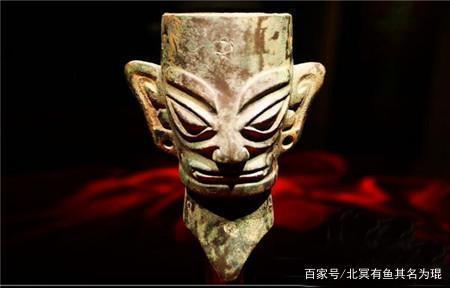 三星堆与古蜀国挖掘出同样的青铜面具,他们究竟掩藏了什么秘密