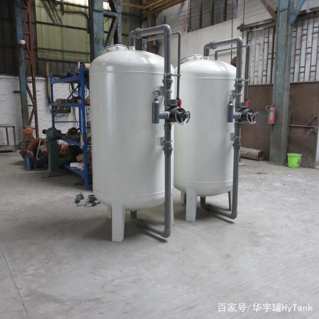 玻璃钢砂滤罐和碳钢砂滤罐的区别