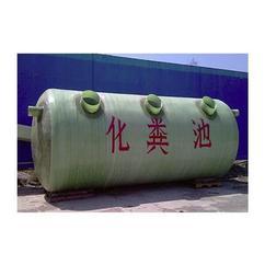 厂家热销50*80*100*150立方玻璃钢化粪池 模压玻璃钢化粪池