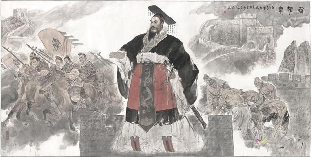 秦朝被称为中国历史上第一个大统一国家,为何商周不算大统一