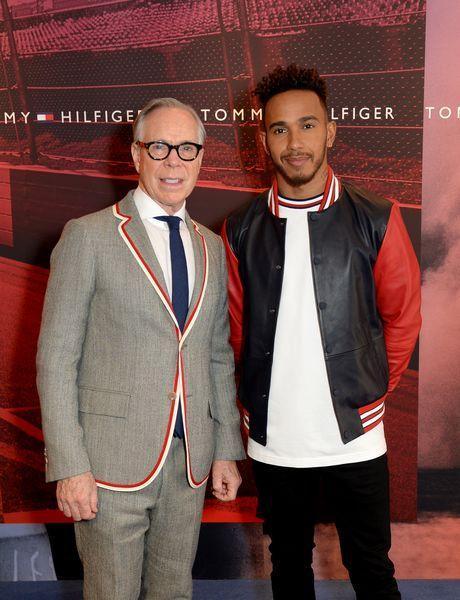 TOMMY HILFIGER宣布F1世界冠军刘易斯汉密尔顿担任其品牌全球男装...
