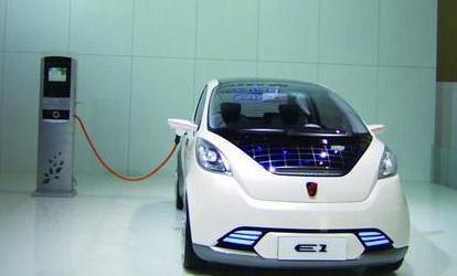 无锡新能源汽车有哪些类型?
