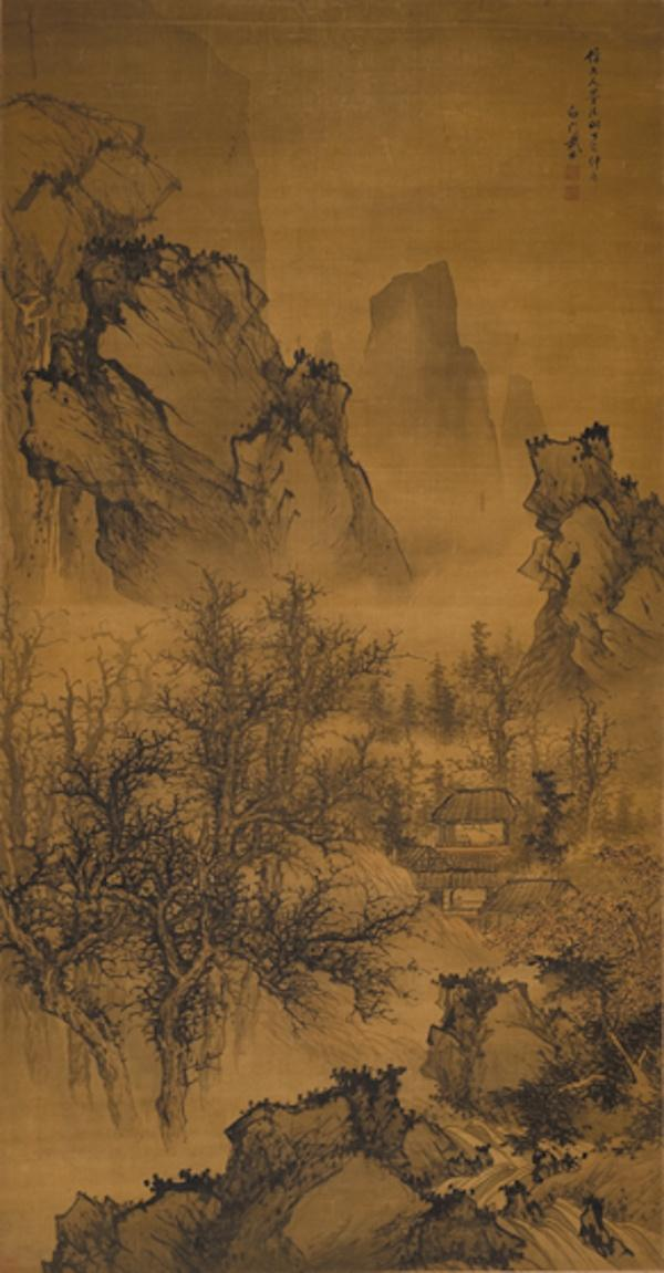 """中国美术馆展""""金陵盛迹"""""""