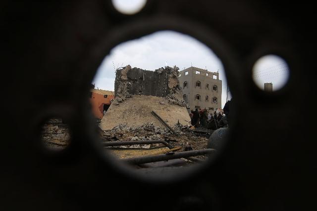 加沙是哪个国家的 约旦河西岸怎么去加沙
