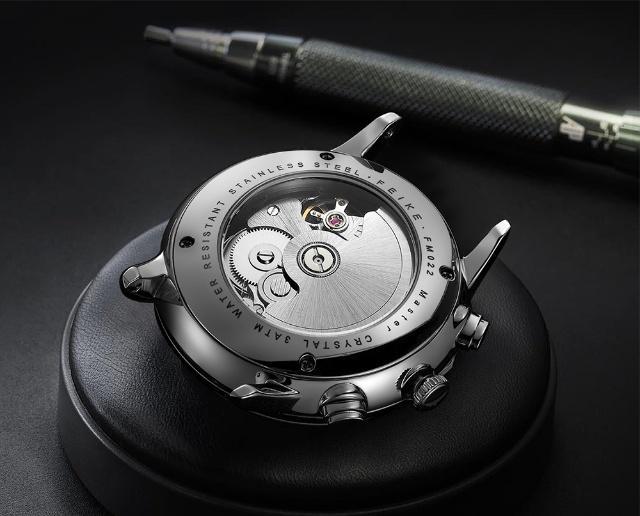 全自动机械手表和普通机械手表的区别,机械表