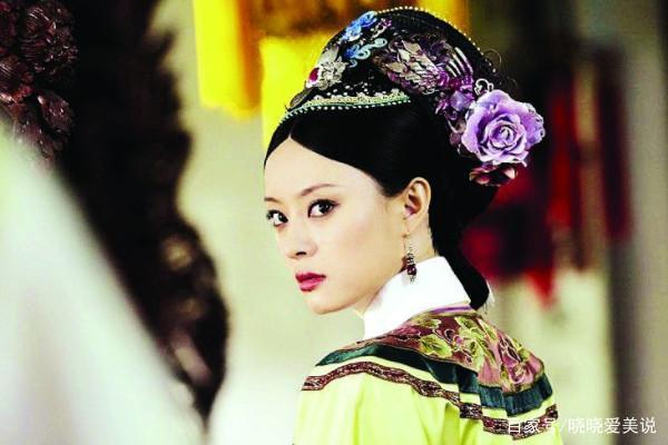"""《甄嬛传》这么多年,假如把孙俪换成她来演""""甄嬛"""",可能会更火"""