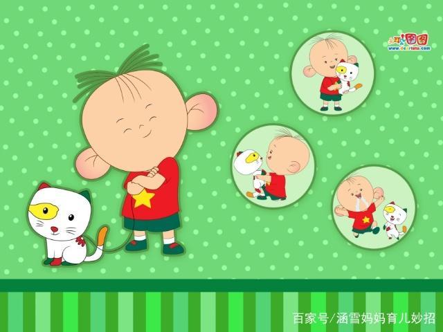 幼儿动画片 幼儿必看的五部动画片