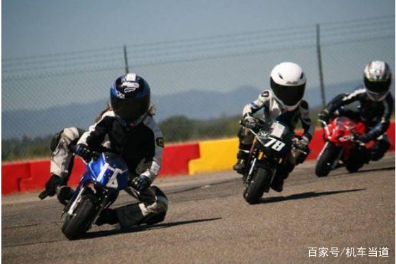 外媒眼中的儿童摩托车,竟然还有迷你V缸的哈雷,国产最便宜!