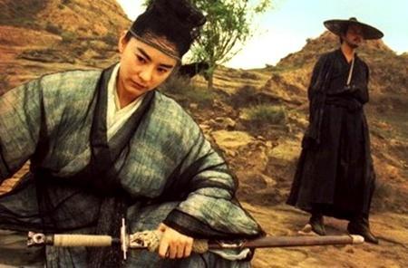 剑客名字 古风帅气剑客名字