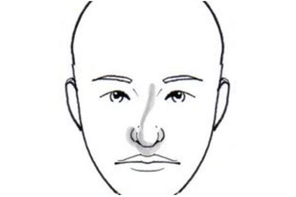 鼻梁歪的男人面相好不好?