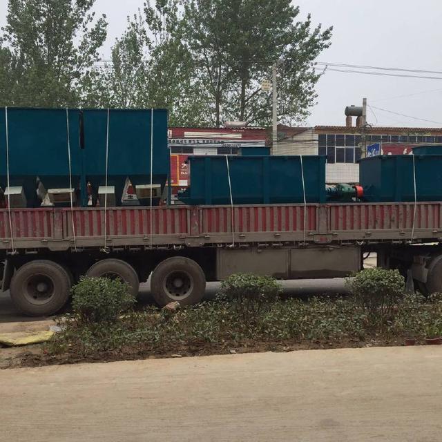 广西简易干粉砂浆生产线
