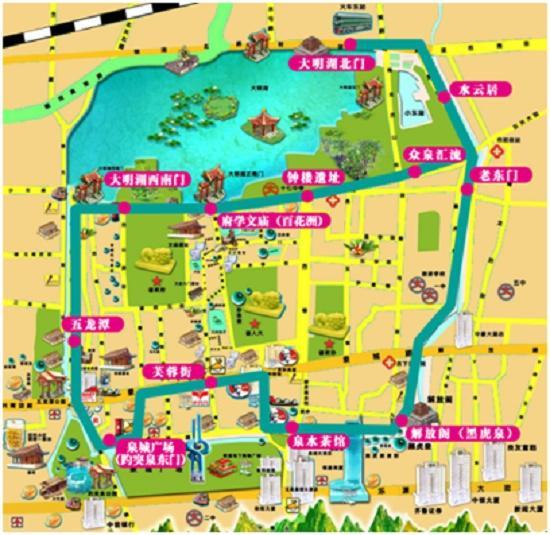 """济南铛铛车""""一湖一环""""夜场专线12日起恢复春季运行"""
