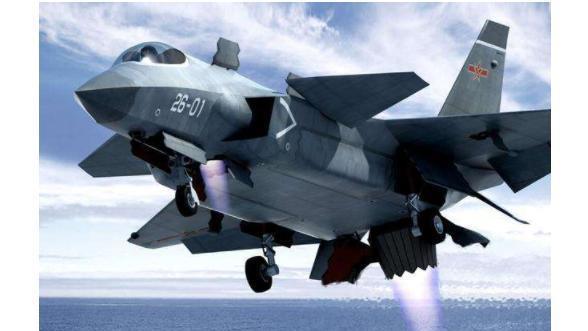 神秘红鹰歼18 虚虚实实的国产垂直起降战机