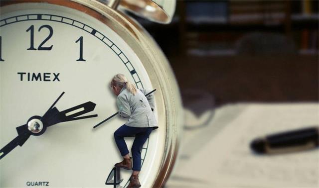 时间管理的十大黄金法则,掌握了再也不说时间不够了