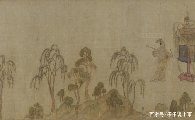 古代名画几幅,古代名家几位,你是否涉猎过