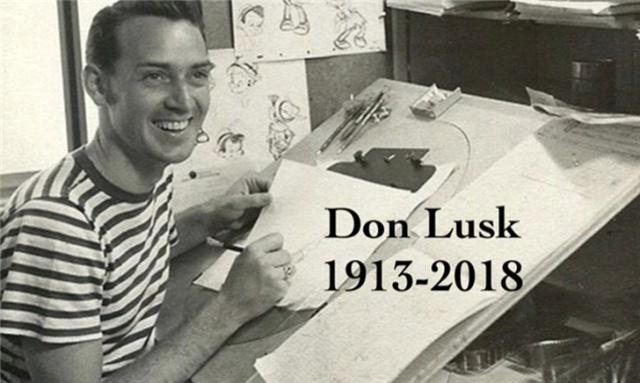 迪士尼元老逝世怎么回事?迪士尼元老唐·拉斯科个人资料有哪些作品
