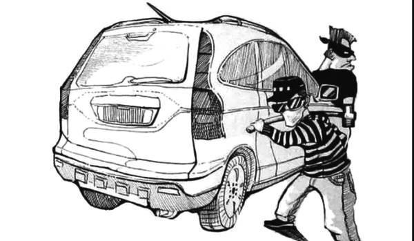 停车时为什么要车头朝外里面?倒车入库真不是白考的!插图(2)